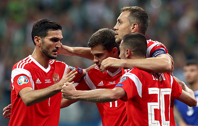 Russia defeats Cyprus 1:0 in UEFA European 2020 qualifiers