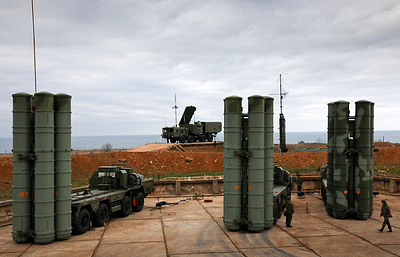 Turkey again confirms that deal with Russia on S400 systems remains in place