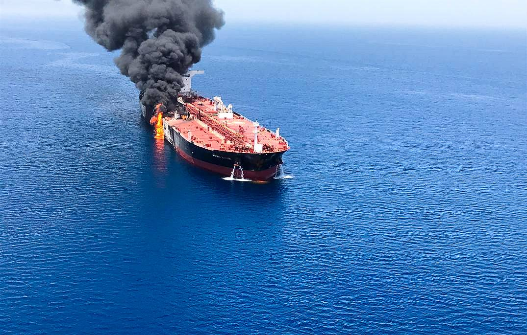 Iran categorically rejects US accusations over attacks on tankers — media