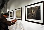 """На выставке """"Джок Стерджес. Без смущения"""" в Центре фотографии им. братьев Люмьер"""