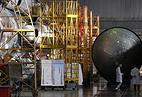 """Цех сборки ракет-носителей """"Протон"""" Центра им. М.В. Хруничева"""