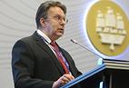 Глава Латиноамериканского департамента МИД РФ Александр Щетинин