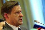 Гендиректор Национальной системы платежных карт (НСПК) Владимир Комлев