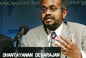 Главный экономист Всемирного банка по региону Ближнего Востока и Северной Африки Шантаянан Девараджан