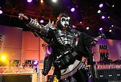 Концерт рок-группы Kiss