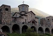 Свято-Успенский Аланский монастырь в селе Хидикус