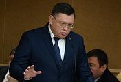 Заместитель Министра внутренних дел РФ Игорь Зубов