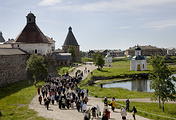 Спасо-Преображенский Соловецкий монастырь