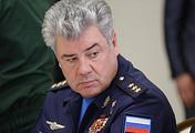 Главнокомандующий Воздушно-космических сил РФ Виктор Бондарев