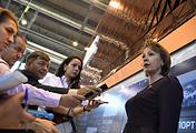Директор управления экологии охраны труда и промышленной безопасности РМК Наталья Гончар