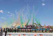 Церемония открытия казахстанского этапа АрМИ-2017