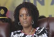 Первая леди Зимбабве Грейс Мугабе