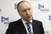 Глава департамента строительства Москвы Андрей Бочкарев