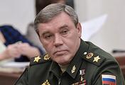 Начальник Генерального штаба Вооруженных сил РФ, первый заместитель министра обороны РФ Валерий Герасимов