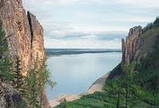 """Заповедник """"Ленские столбы"""" в Якутии"""