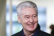 Мэр Москвы Сергея Собянин
