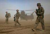 Американские солдаты в Афганистане