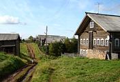 Деревня Кильца Архангельской области
