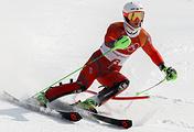 Норвежский горнолыжник Себастьян-Фосс Солеваг