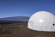 Комплекс по имитации полета на Марс на склоне спящего вулкана Мауна-Лоа