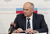 Начальник российского национального Центра по уменьшению ядерной опасности Сергей Рыжков