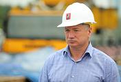 Заместитель мэра Москвы по вопросам градостроительной политики и строительства Марат Хуснуллин