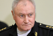 Главнокомандующий ВМФ адмирал Владимир Королев