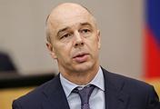 Первый вице-премьер РФ Антон Силуанов