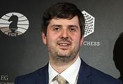 Российский шахматист Петр Свидлер