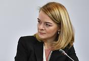 Заместитель главного редактора ТАСС Дарья Пенчилова