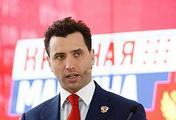 Руководитель штаба сборной России по хоккею Роман Ротенберг