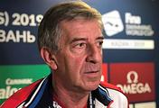 Главный тренер сборной России по плаванию Сергей Чепик.