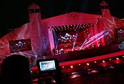 Концерт на Красной площади по завершении второго дня эстафеты Олимпийского огня. Фото ИТАР-ТАСС/ Михаил Метцель