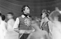 Дмитрий Хворостовский во время выступления в Красноярске, 1988 год