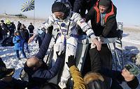 Космонавт Роскосмоса Сергей Рязанский