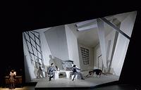 """Сцена из спектакля """"Пахита""""  Екатеринбургского театра оперы и балета"""