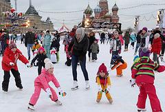 День зимних видов спорта в Москве