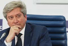 Генеральный директор Росгосцирка Дмитрий Иванов