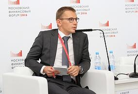 Глава департамента налоговой и таможенной политики Алексей Сазанов