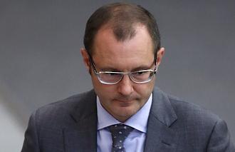 Заместитель председателя Банка России Владимир Чистюхин
