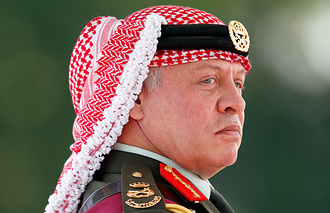 Король Иордании Абдалла II