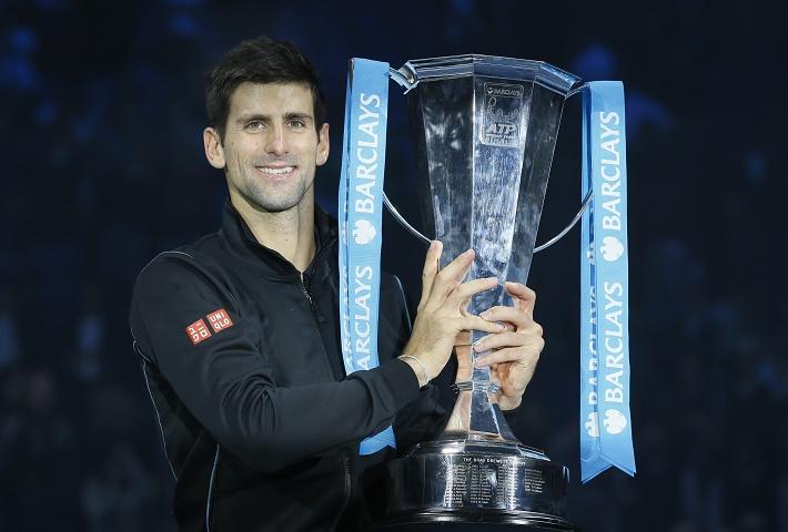 Серб Новак Джокович стал победителем итогового турнира АТП