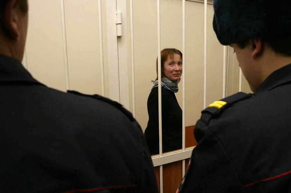 "Врач с ""Арктик Санрайз"" гражданка России Екатерина Заспа."