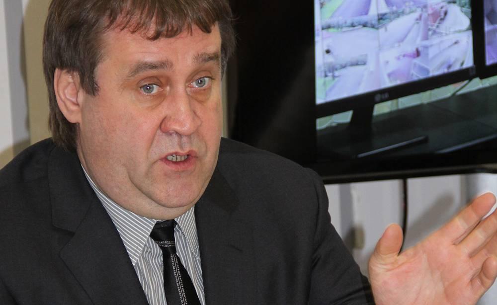 Главный нарколог Свердловской области Олег Забродин