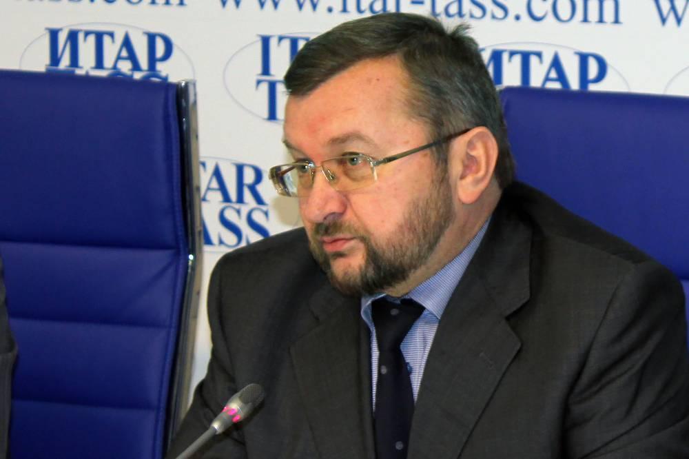 Сергей Боярский, главный врач Областной детской клинической больницы №1