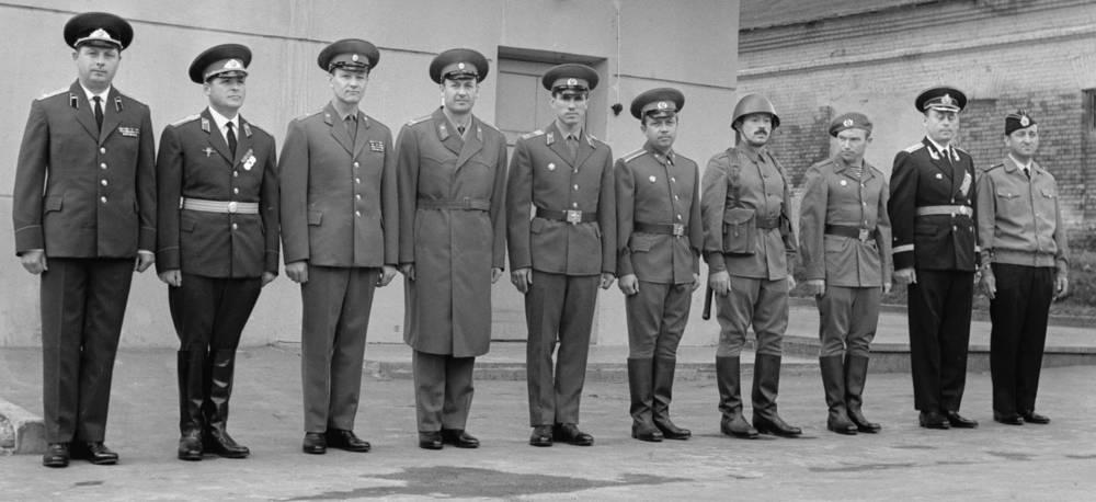 Военная форма образца 1968