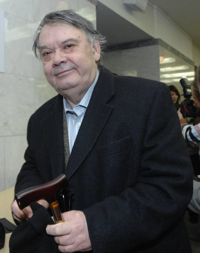 21 февраля. На 75-м году жизни умер режиссер Алексей Герман