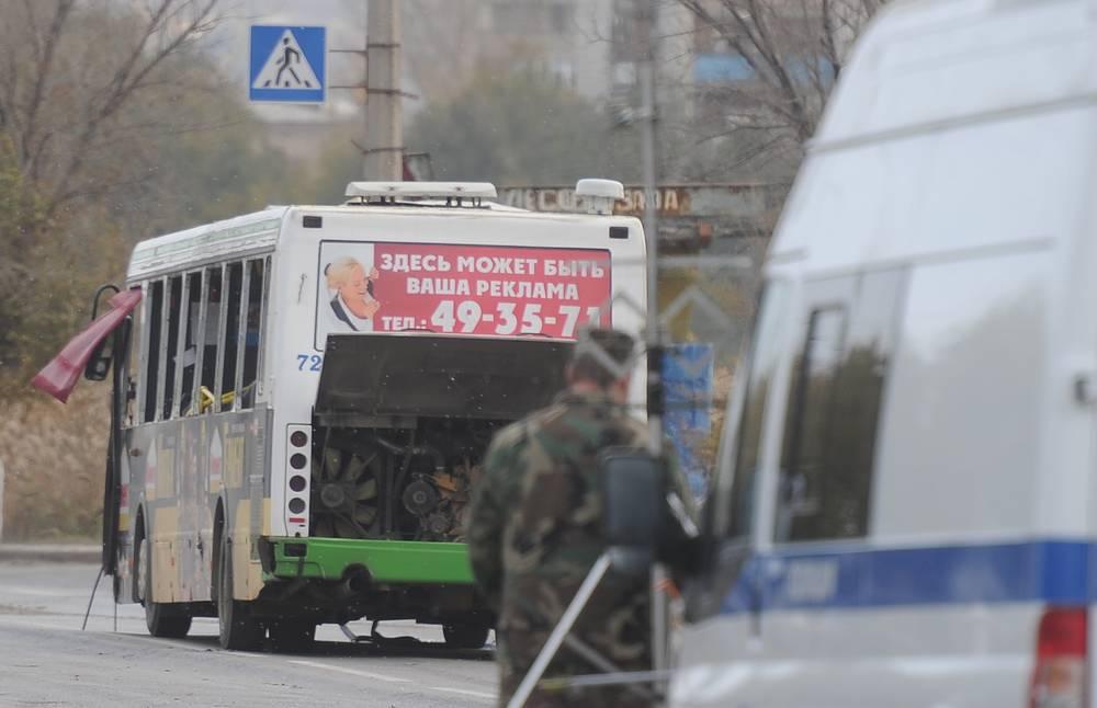 Теракт в Волгограде 21 октября. Смертница Наида Асиялова привела в действие бомбу в автобусе