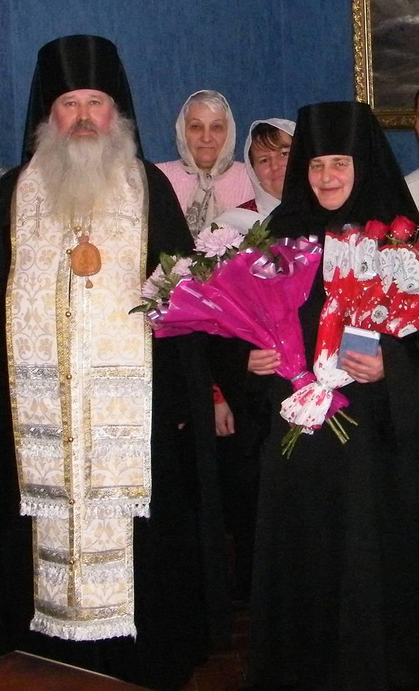 Монахиня Людмила (в миру - Ольга Пряшникова), погибшая при стрельбе