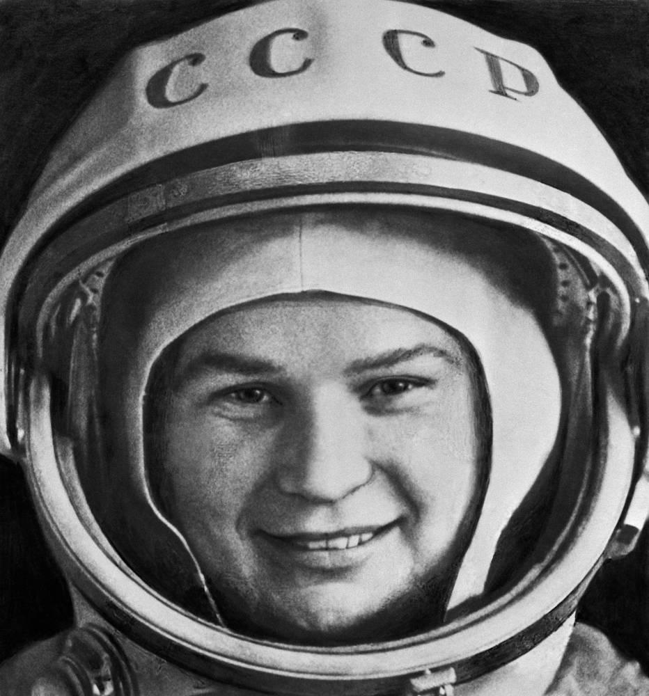 Валентина Терешкова. 1963 год